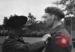 Image of Field Marshal Montgomery Oldenburg Germany, 1945, second 52 stock footage video 65675053403