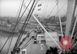 Image of Queen Elizabeth ship United Kingdom, 1946, second 16 stock footage video 65675053405