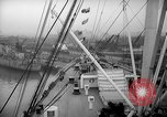 Image of Queen Elizabeth ship United Kingdom, 1946, second 18 stock footage video 65675053405