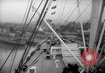 Image of Queen Elizabeth ship United Kingdom, 1946, second 19 stock footage video 65675053405