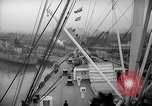 Image of Queen Elizabeth ship United Kingdom, 1946, second 20 stock footage video 65675053405