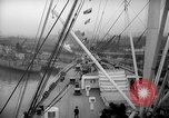 Image of Queen Elizabeth ship United Kingdom, 1946, second 21 stock footage video 65675053405