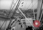Image of Queen Elizabeth ship United Kingdom, 1946, second 23 stock footage video 65675053405