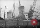 Image of Queen Elizabeth ship United Kingdom, 1946, second 49 stock footage video 65675053405