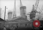 Image of Queen Elizabeth ship United Kingdom, 1946, second 56 stock footage video 65675053405
