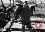 Image of Road construction Germany, 1939, second 18 stock footage video 65675053411