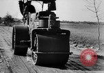 Image of Road construction Germany, 1939, second 31 stock footage video 65675053411