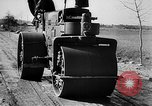 Image of Road construction Germany, 1939, second 32 stock footage video 65675053411