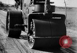 Image of Road construction Germany, 1939, second 33 stock footage video 65675053411