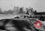 Image of Road construction Germany, 1939, second 38 stock footage video 65675053411