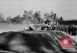 Image of Road construction Germany, 1939, second 40 stock footage video 65675053411