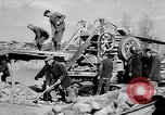 Image of Road construction Germany, 1939, second 42 stock footage video 65675053411