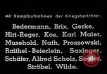 Image of Adolf Hitler Germany, 1941, second 37 stock footage video 65675053414