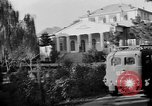 Image of Russian Embassy Tehran Conference Tehran Iran, 1943, second 37 stock footage video 65675053418