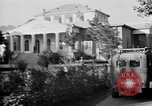Image of Russian Embassy Tehran Conference Tehran Iran, 1943, second 38 stock footage video 65675053418