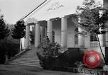 Image of Russian Embassy Tehran Conference Tehran Iran, 1943, second 48 stock footage video 65675053418