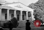 Image of Russian Embassy Tehran Conference Tehran Iran, 1943, second 57 stock footage video 65675053418