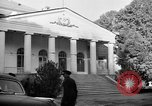 Image of Russian Embassy Tehran Conference Tehran Iran, 1943, second 58 stock footage video 65675053418