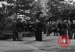 Image of Winston Churchill at Tehran Conference Tehran Iran, 1943, second 14 stock footage video 65675053419