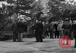 Image of Winston Churchill at Tehran Conference Tehran Iran, 1943, second 17 stock footage video 65675053419