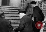Image of Winston Churchill at Tehran Conference Tehran Iran, 1943, second 33 stock footage video 65675053419