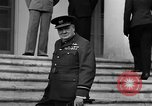Image of Winston Churchill at Tehran Conference Tehran Iran, 1943, second 43 stock footage video 65675053419