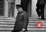Image of Winston Churchill at Tehran Conference Tehran Iran, 1943, second 44 stock footage video 65675053419