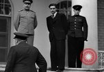 Image of Winston Churchill at Tehran Conference Tehran Iran, 1943, second 46 stock footage video 65675053419