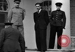 Image of Winston Churchill at Tehran Conference Tehran Iran, 1943, second 47 stock footage video 65675053419
