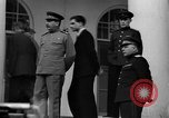 Image of Winston Churchill at Tehran Conference Tehran Iran, 1943, second 60 stock footage video 65675053419