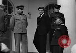Image of Winston Churchill at Tehran Conference Tehran Iran, 1943, second 62 stock footage video 65675053419