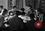 Image of American soldiers dine with Chinese children China, 1943, second 6 stock footage video 65675053427