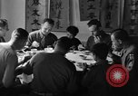 Image of American soldiers dine with Chinese children China, 1943, second 7 stock footage video 65675053427