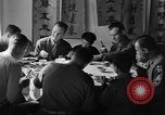 Image of American soldiers dine with Chinese children China, 1943, second 8 stock footage video 65675053427