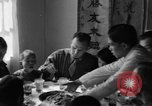 Image of American soldiers dine with Chinese children China, 1943, second 46 stock footage video 65675053427
