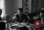 Image of American soldiers dine with Chinese children China, 1943, second 48 stock footage video 65675053427