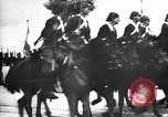 Image of funeral of Ahmad II ibn Ali Tunisia North Africa, 1942, second 17 stock footage video 65675053434