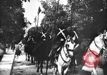 Image of funeral of Ahmad II ibn Ali Tunisia North Africa, 1942, second 20 stock footage video 65675053434
