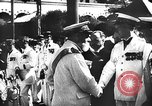Image of funeral of Ahmad II ibn Ali Tunisia North Africa, 1942, second 29 stock footage video 65675053434