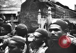 Image of funeral of Ahmad II ibn Ali Tunisia North Africa, 1942, second 40 stock footage video 65675053434
