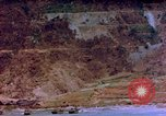 Image of Rocky shoreline Okinawa Pacific Theater Kerama Retto, 1945, second 11 stock footage video 65675053456