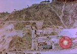 Image of Rocky shoreline Okinawa Pacific Theater Kerama Retto, 1945, second 17 stock footage video 65675053456