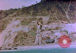 Image of Rocky shoreline Okinawa Pacific Theater Kerama Retto, 1945, second 38 stock footage video 65675053456