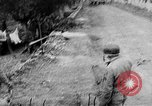Image of German artillery fire strikes near American troops Volturno River Valley Italy, 1944, second 18 stock footage video 65675053484