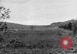Image of German artillery fire strikes near American troops Volturno River Valley Italy, 1944, second 42 stock footage video 65675053484