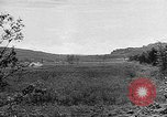 Image of German artillery fire strikes near American troops Volturno River Valley Italy, 1944, second 43 stock footage video 65675053484