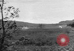 Image of German artillery fire strikes near American troops Volturno River Valley Italy, 1944, second 44 stock footage video 65675053484