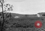 Image of German artillery fire strikes near American troops Volturno River Valley Italy, 1944, second 45 stock footage video 65675053484
