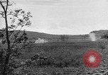 Image of German artillery fire strikes near American troops Volturno River Valley Italy, 1944, second 46 stock footage video 65675053484