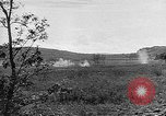 Image of German artillery fire strikes near American troops Volturno River Valley Italy, 1944, second 47 stock footage video 65675053484